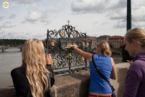 Praga - puente
