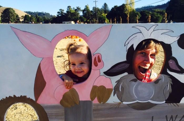 Jenni Snyder of Yelp with Baby on Maybrooks #womenintech