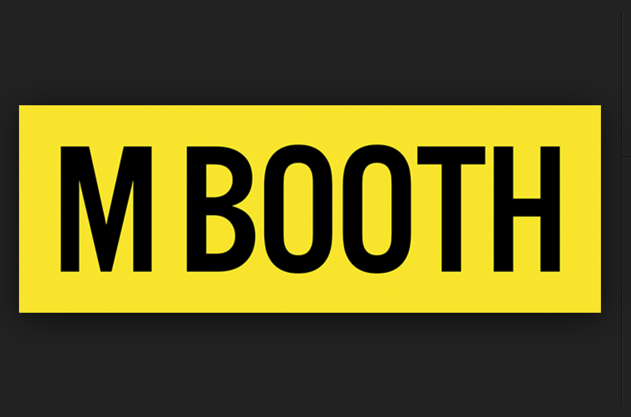 M Booth