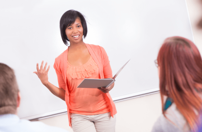 Public speaking is a critical skill in today's workplace.