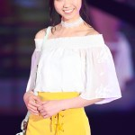 乃木坂46 西野七瀬が『non-no×tiffany&co』ステージに出演『GirlsAward 2017 SPRING/SUMMER』