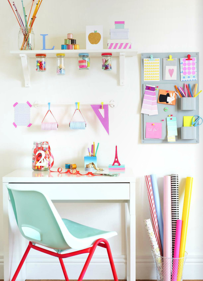 Craft Corner Dreams - pretty pastels