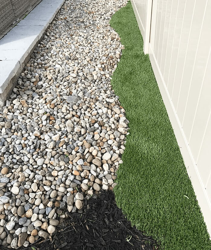 Learn just how easy it is to lay down artificial grass in any of your landscaping projects. A great application to any landscaping idea. A great DIY for beginners.
