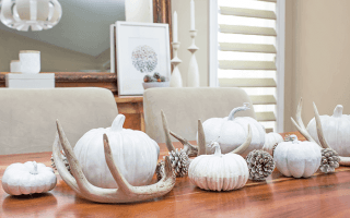 Welcome Fall With A Natural & Neutral Tablescape