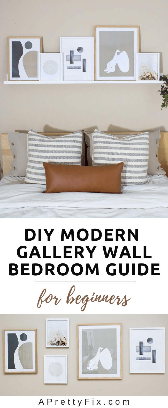 5 Bedroom Gallery Wall Styles Rain And Rowe