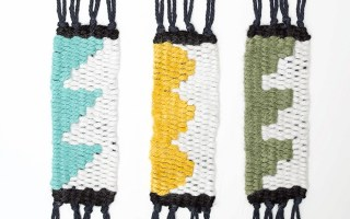 DIY Woven Bookmarks (For Beginners)
