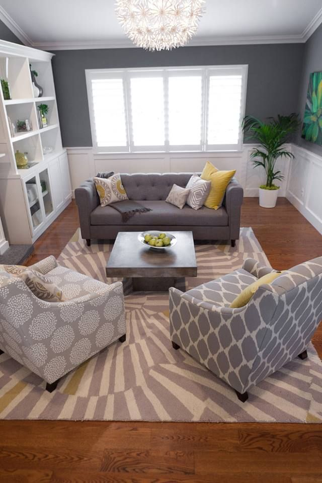 living room - cozy