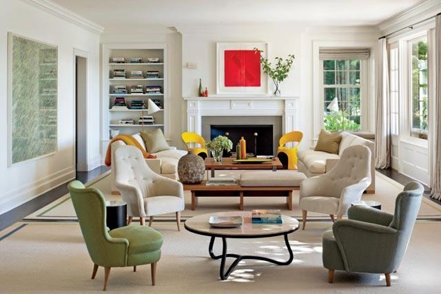 living room - 2 zones