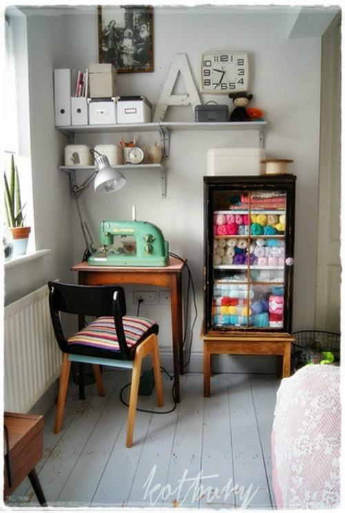 Craft Corner Dreams - Yarn Storage