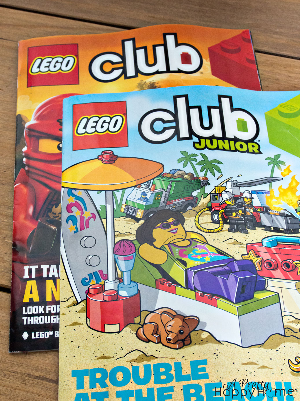 Free Lego Magazine Archives A Pretty Happy Home