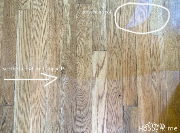 Shine Wood Floors Without Refinishing floorshine1