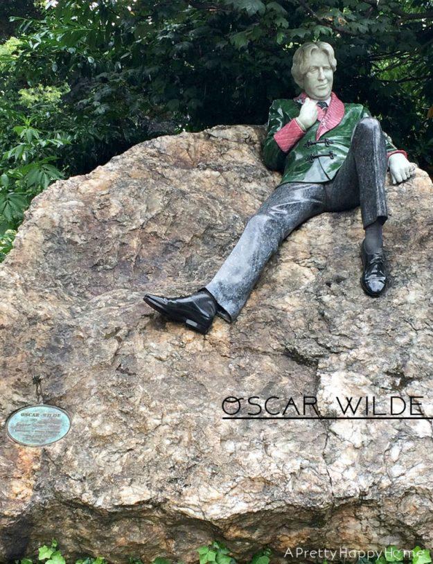 visiting ireland oscar wilde