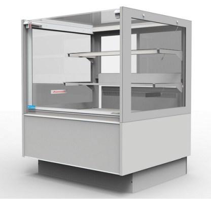 Холодильная витрина кондитерская GRACIA D K 1.25 для хранения и демонстрации кондитерских изделий. Сделать заказ на apricot.