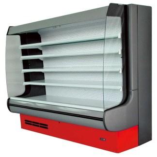 Горка холодильная MODENA 1.0+ сочетает изысканный дизайн и функциональность. Конструкция горки позволяет максимально доступно представить товар покупателю. Тел. (050) 304-42-37, (067) 925-51-86 торговое оборудование.