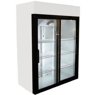 Холодильный шкаф со стеклянными дверьми купе Torino-1000СК - лучшее решение для кратковременного хранения напитков и различных пищевых продуктов. Купить на apricot.