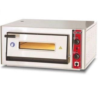 Печь электрическая для пиццы SGS РО 6868 Е. Корпус печи изготовлен из высококачественной нержавеющей стали. Дно печи выложено специальными керамическими плитами. Сделать заказ на apricot.