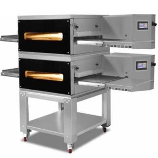 Конвейерная печь для пиццы электрическая SGS POKD 65. Тел. (050) 304-42-37, (067) 925-51-86 торговое оборудование.