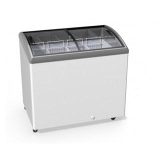 Морозильный ларь M300S JUKA для хранения продуктов питания. Модель отличается небольшими габаритами, при достаточной площади для хранения продуктов. Тел. (050) 304-42-37, (067) 925-51-86 торговое оборудование.