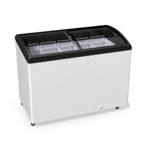 Морозильный ларь M400S JUKA для хранения продуктов питания. Модель отличается небольшими габаритами, при достаточной площади для хранения продуктов. Купить по супер цене на apricot.