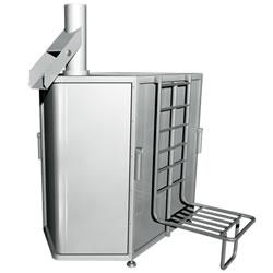мукопросеиватель вибрационно-шнековый 1000 кг/ч