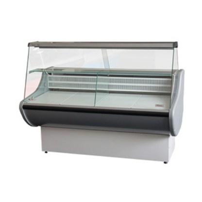 Гастрономическая витрина Rimini-1,2 Н для хранения продуктов. Сделать заказ на ubc.apricot.