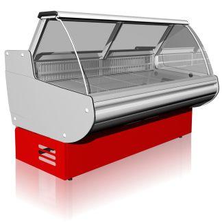 Гастрономическая витрина Belluno 1,1-1,5 для хранения продуктов. Тел. (050) 304-42-37, (067) 925-51-86, торговое оборудование.