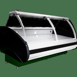 Холодильна вітрина Delia-2.4 для зберігання продуктів. Тел. (050) 304-42-37, (067) 925-51-86, торгове обладнання.