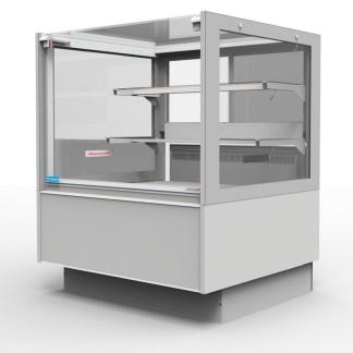 Холодильна вітрина кондитерська GRACIA D K 1,25 для зберігання и демонстрації кондитерских віробів. Купити GRACIA D K 1,25 на ubc.apricot.