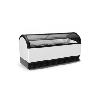 Вітрина для морозива JUKA M600Q підійде для зберігання, демонстрації і продажу м'якого вагового морозива в різних торгових точках. ⚑