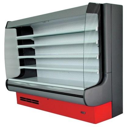 Гірка холодильна MODENA 2.5 поєднує вишуканий дизайн і функціональність. Конструкція гірки дозволяє максимально доступно представити товар покупцеві. Тел. (050) 304-42-37, (067) 925-51-86 торгове обладнання.