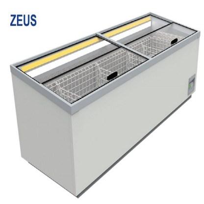 Морозильна бонета Zeus 1,45 - це універсальне обладнання, яке об'єднує в собі переваги вітрин, скринь і гірок. Тел. (050) 304-42-37, (067) 925-51-86 торгове обладнання.