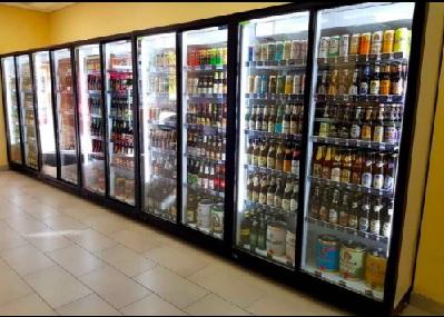 Холодильні шафи ТМ РОСС, UBC