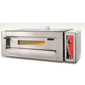 Піч для піци SGS PO 4G газова. Характеристики та фото на сайті apricot. Тел. (050) 304-42-37, (067) 925-51-86 торгове обладнання.