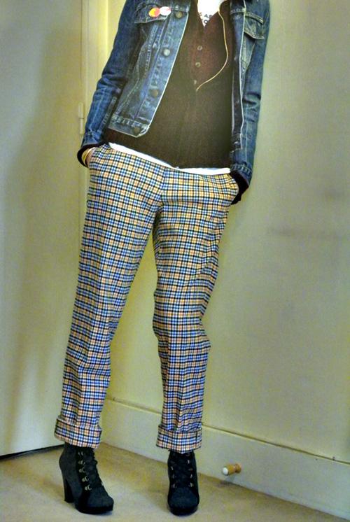 Pantalon Atsuro Tayama