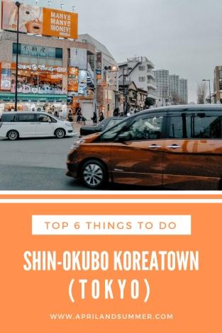 Top 5 Things To Do in Shin-okubo - Tokyo's Korean Town