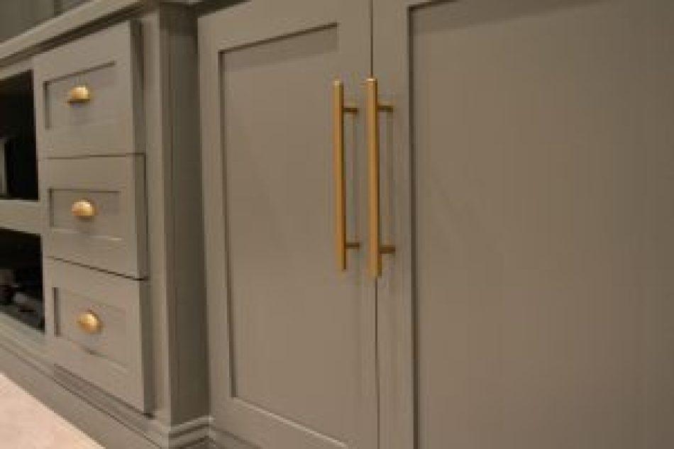 DIY door hardware