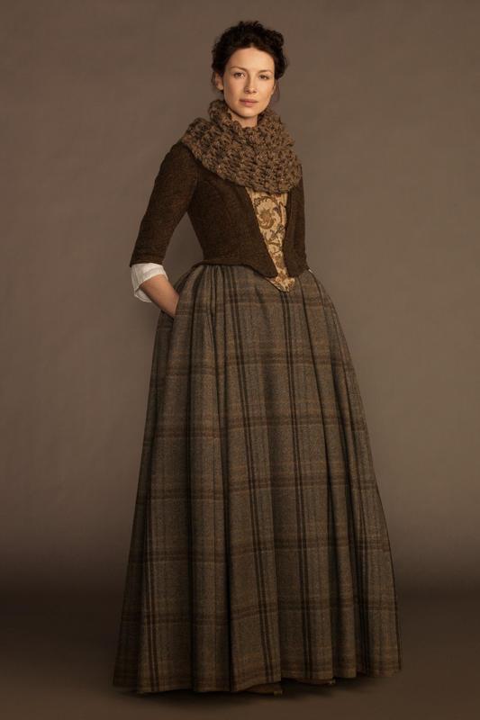 Claire Randall (Caitriona Balfe)