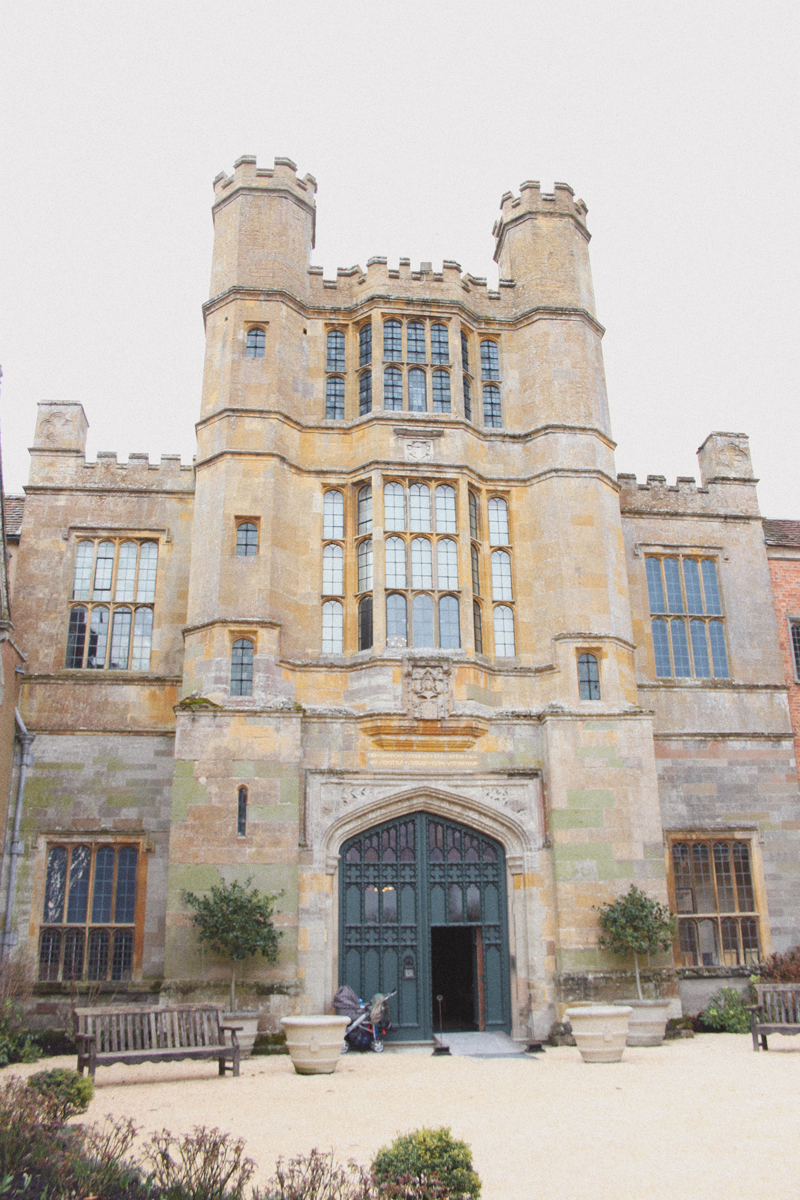 Coughton Court