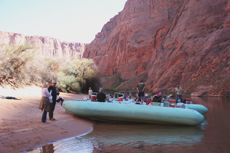 Page Rafting