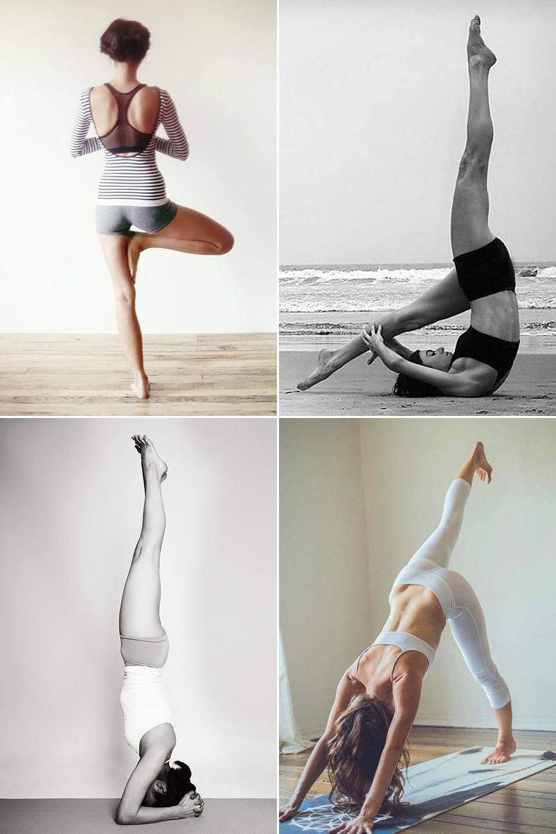 Four Things 02 - Yoga