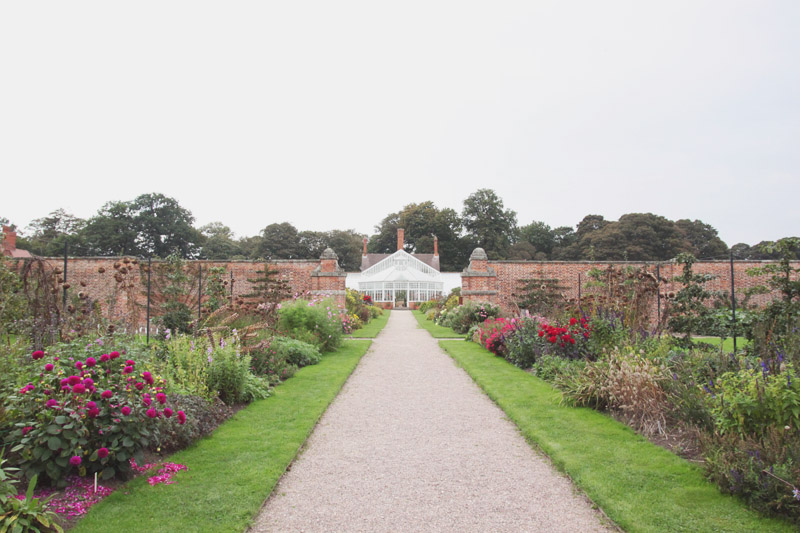 Clumber Park Walled Kitchen Garden