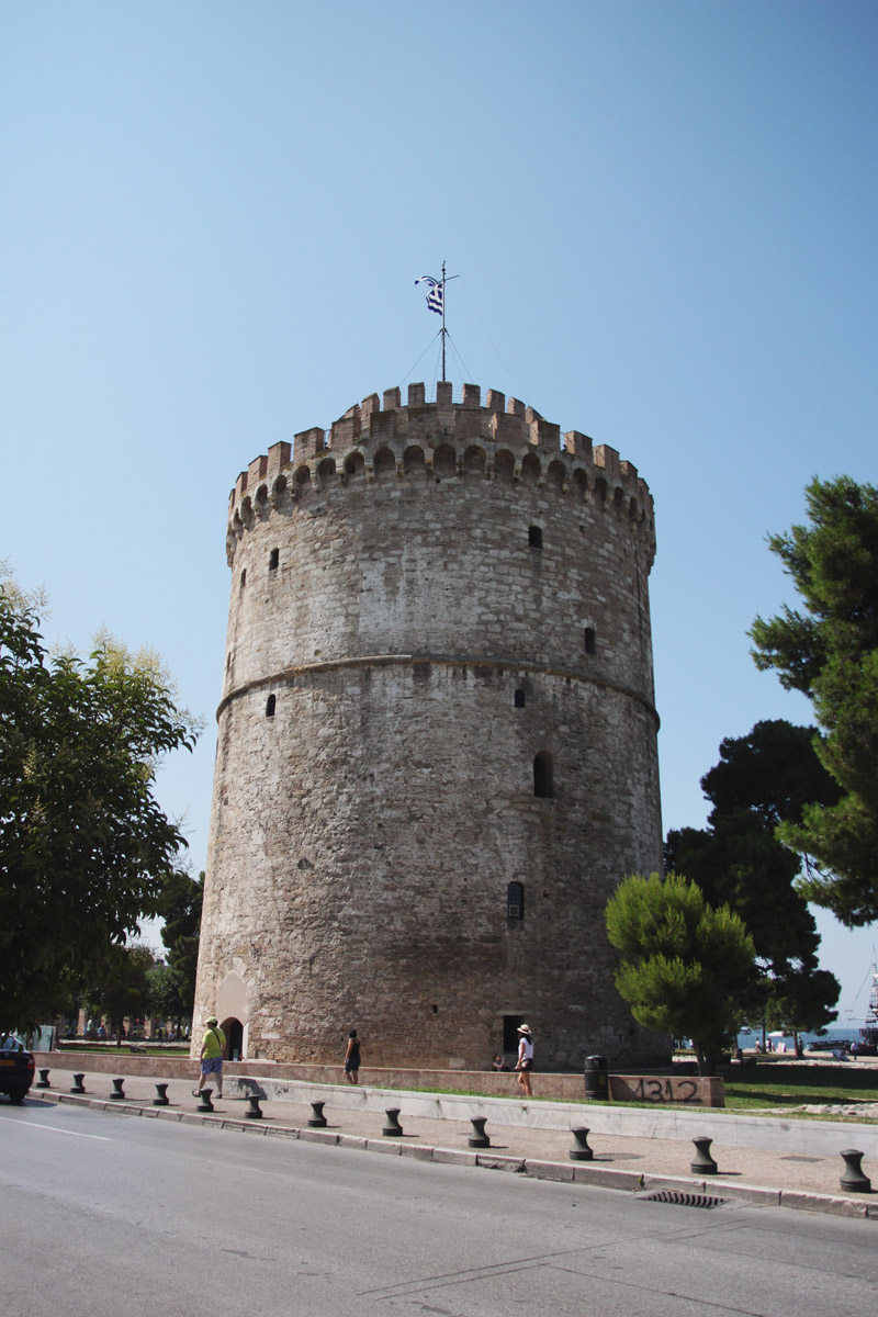 White Tower, Thessaloniki, Greece