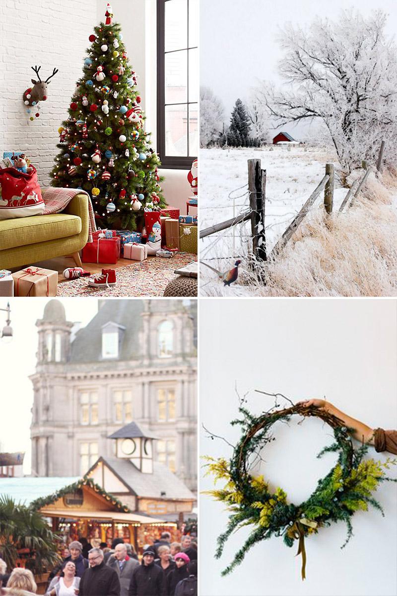 Christmas Winter Inspiration