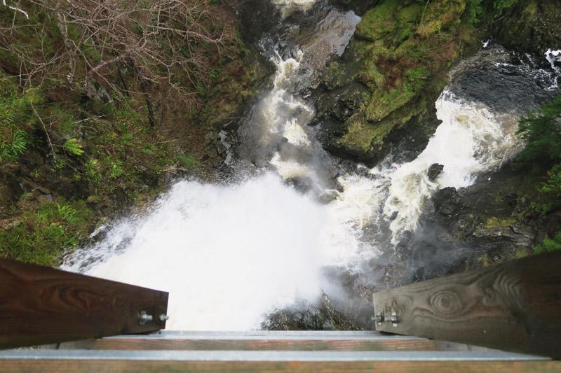 Plodda Falls, Scotland