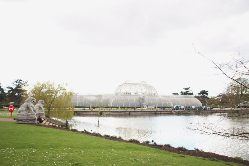 Kew Botanical Gardens, London