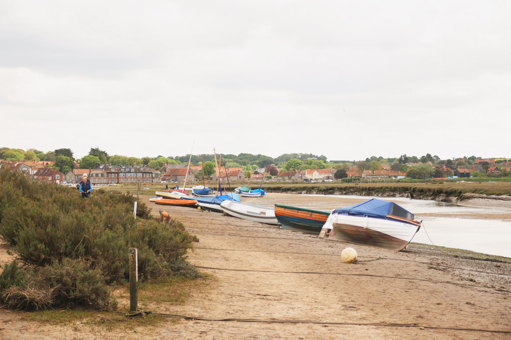 Blakeney Quay & Nature Reserve