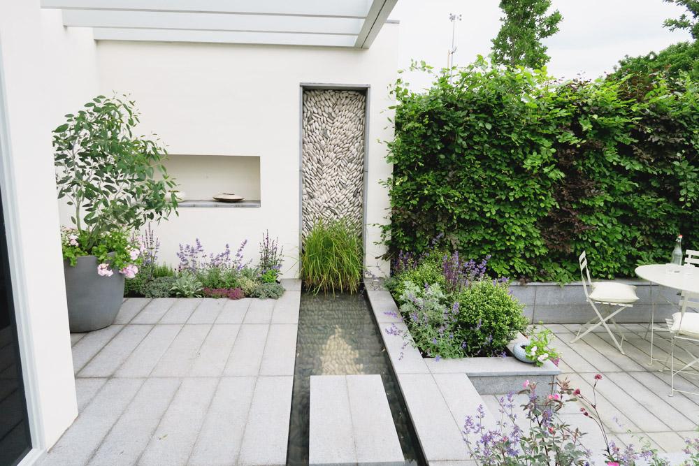 Gardeners World Live 2016 Show Gardens - An Urban Retreat