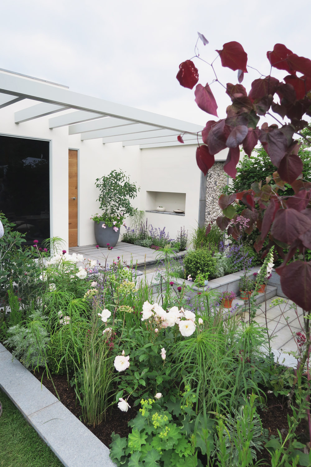Gardeners World Live 2016 Show Gardens - An Urban Retreat