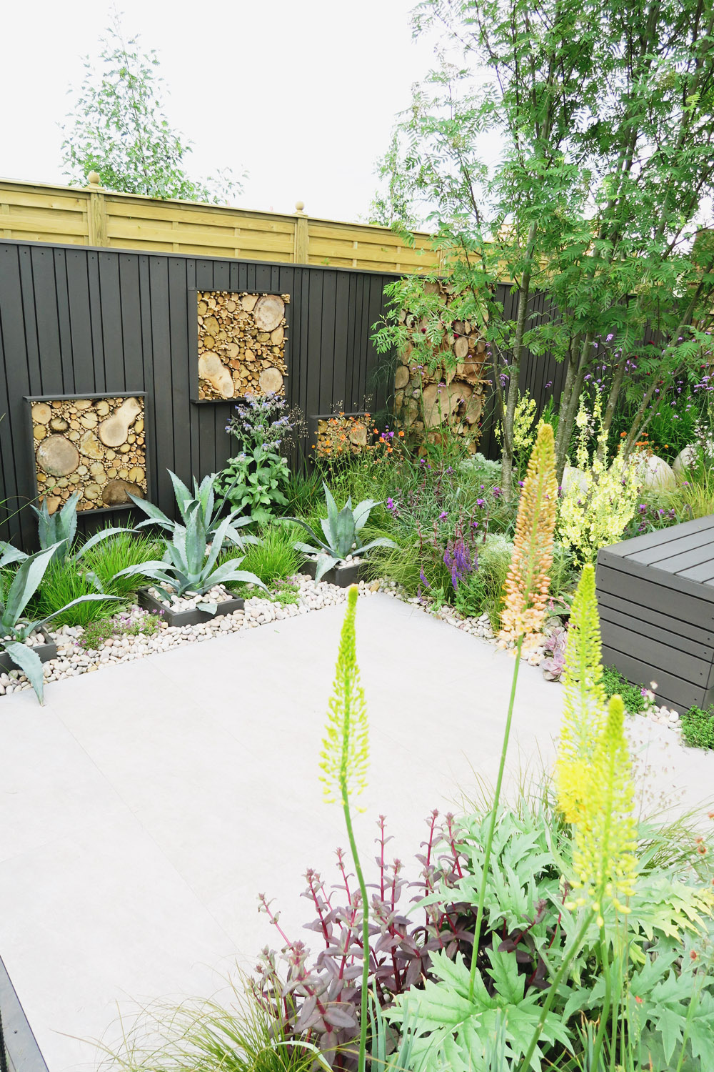 Gardeners World Live 2016 Show Gardens - Eat and Shelter
