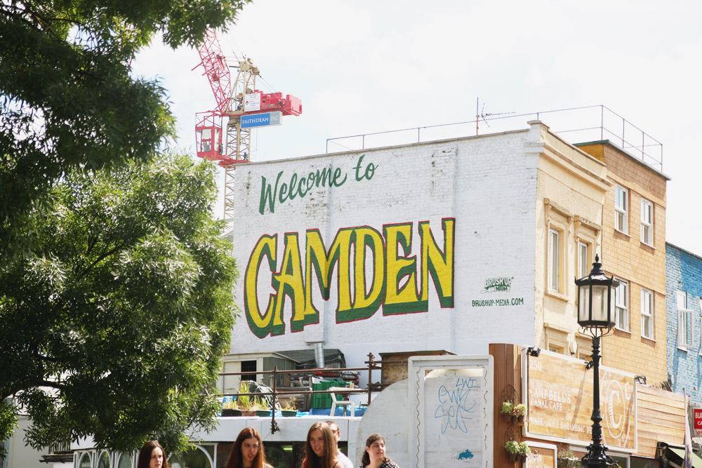 Camden, London